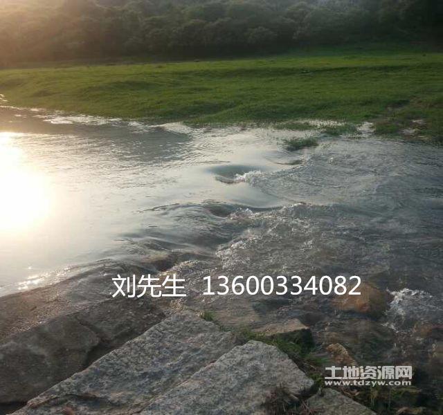 江门台山市广海镇120亩山地鱼塘出租 租金:48万元