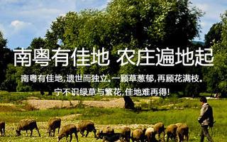土地汇手机版第14期:南粤有佳地 农庄遍地起