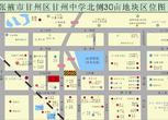 甘肃张掖市老城区甘州中学旁30亩商住用地出让