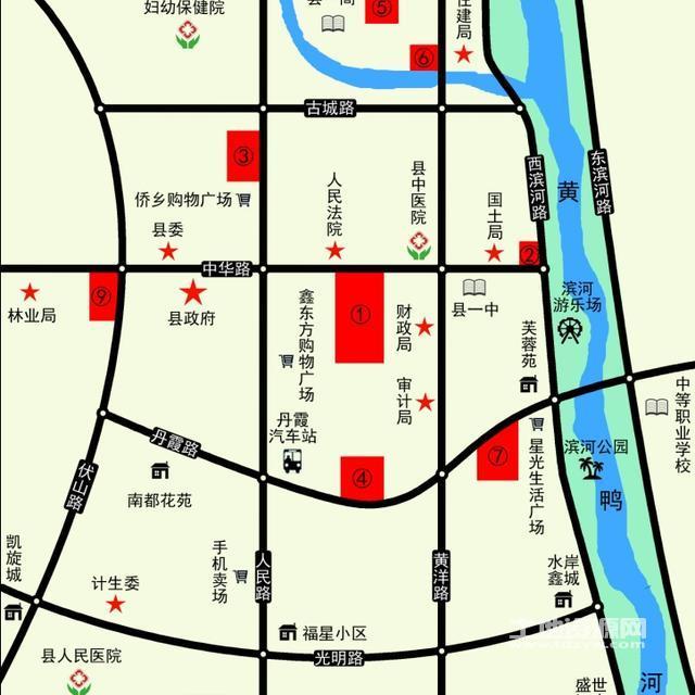 河南南阳宛城区图片