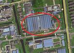 江苏扬州邗江区96940.21平方米仓库 仓储用地 厂房转让