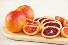 首批西西里岛血橙在南京上市(图)