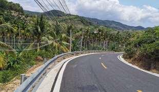 海南三亞田獨鎮126畝含溫泉的園地 山地轉讓轉讓費:700萬元
